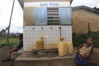 Water fountain (Photo: C. Tsimpo)