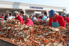 The Annapolis Club Crab Feast