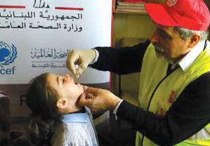 TRF Polio Vaccine