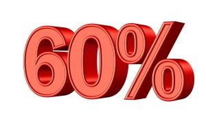 60-percent